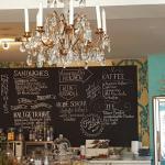 Cafe im Süden