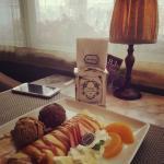 Audrey Cafe des Fleurs Photo