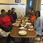 Meet at Burke's Grill for sister's get together. Love the food, environment, and the prices are