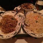 Various meals