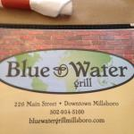Blue Water grill Photo