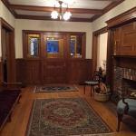 Entryway room