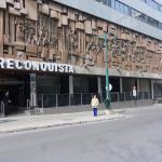 FACHADA DEL HOTEL MUY BONITOS LOS GRAVADOS