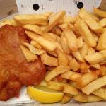 半分サイズのFish&Tips