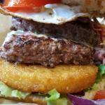 Ninkasi Sans Souci - Lyon 3 - Burger double steak - Trop trop bon
