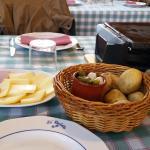 Raclette y brasserie de lomo de buey