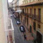 Desde la terraza del apartamento