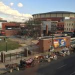 FedEx Forum and Beale Street