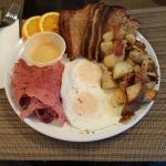 Jumbo breakfast Place
