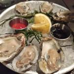 1/2 dozen Oysters