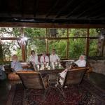 Balcony - Lobo Wildlife Lodge Photo