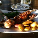 Wild Game Mixed Grill