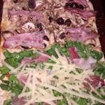 Muy buenas pizzas