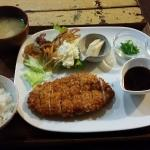Katsu Chicken set meal
