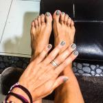 Best mani & pedi in the past 3 months travelling around SE Asia