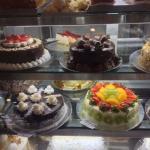 melhores tortas e bolos