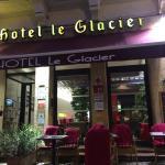 Photo de Hotel Le Glacier