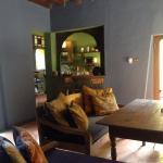 Living/dining room Rumah Ampel