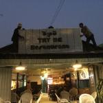TRY MY is the local restaurant which served Khmer and Western food with best qualities in Siem R
