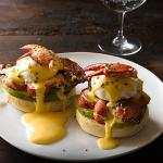 High Society Eggs Benedict