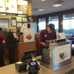 Slowest most disorganized Chick-Fil-A I've ever been in.