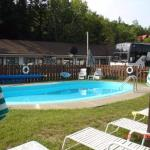 Motel Des Pays D'en Haut Photo
