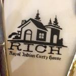 RICH Royal indian curry houseの写真