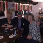 A night out at Cracoe's