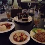 Foto de de Bali Cafe and Resto