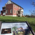 Grave of Stonewall Jackson's Arm