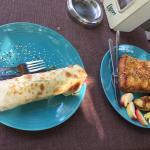 Wrap & French Toast - beides einfach nur klasse