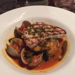 Terrific Swordfish and clams