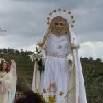 Virgen de Lares, patrona de Galizuela