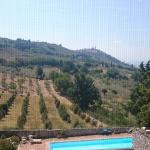 Panorama dal locale San Martino