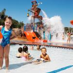 Howard Johnson Anaheim Hotel & Water Playground featuring Castaway Cove!