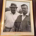 Sammy with the Great One - Jackie Gleason