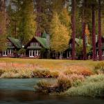 Foto de Metolius River Resort
