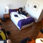 Radisson Blu Saga Hotel Photo