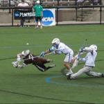 Game at Homewood Field, Johns Hopkins University