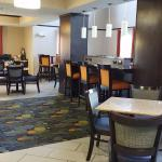 Breakfast Room at Holiday Inn Express Hotel & Suites Raleigh North - Wake Forest