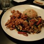Hibachi Chicken at Sushi One