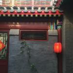 Beijing Joyful Courtyard Hotel Foto