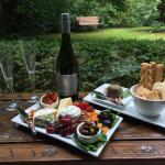 Clarendon - Add a 'Bubbles and Nibbles' platter by prior arrangement
