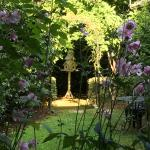 Dovecote Cottage - Garden view