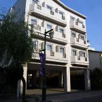 Purple Hotel In Futsukaichi