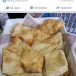 Le crescentine fritte