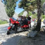 La Piverdière balade à moto