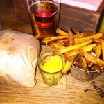 Fjellets beste burger og fries