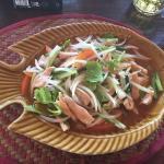Ein bescheidenes Restaurant mit sehr leckeren authentischen Thai Food  Unser Lieblingsrestaurant
