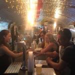 Silver Bullet bar, westend